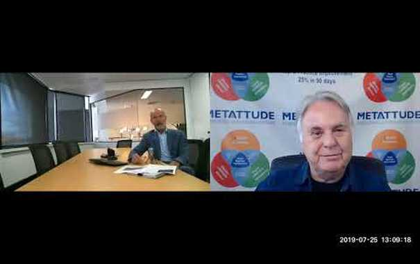 Interview David Deane-Spread from Rapid Business Improvement with Mark Hann, Director, Tactica Partners